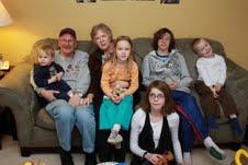 Joanna's family