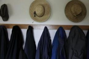 Listening to Our Children: How my daughter's obsession with the Amish changed my life (and how as a bonus I learned to milk a cow, survive without electricity, and brave anouthouse)