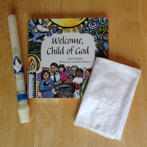welcome child of god