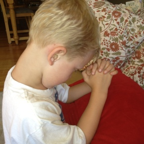 What I've Learned from Praying with My Children