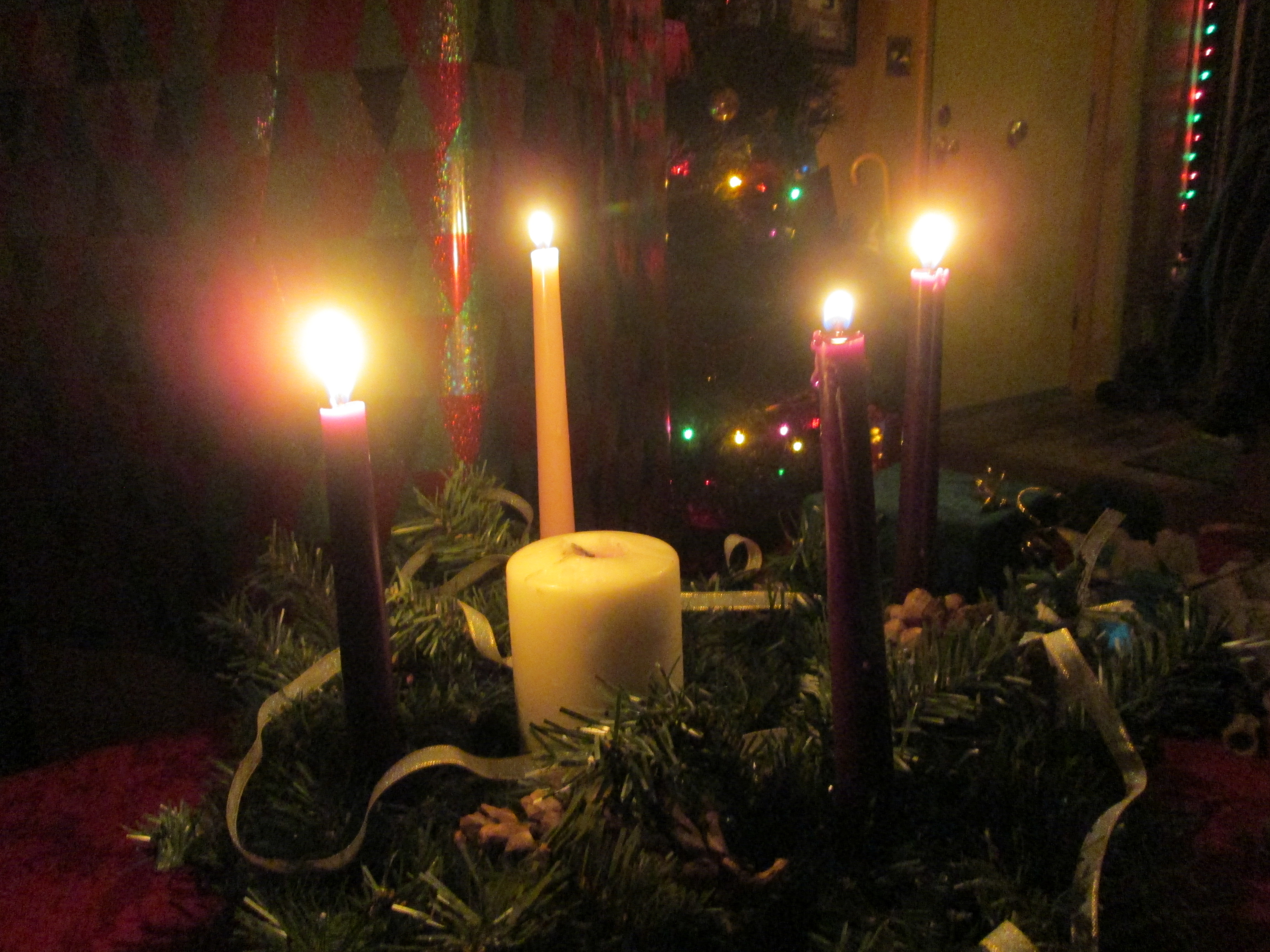 Preparing For Advent Practicing Families