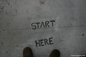 blog start here