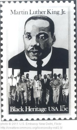 Martin Luther King Family 2014 Family Liturgy ...