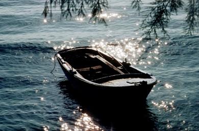 Samos Boat