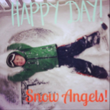 Snow Day Angel