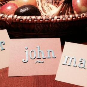 Family Liturgy: Called by Name (John 20)