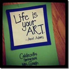 Life is Your Art