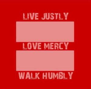 Live Justly - Human Rights Campaign