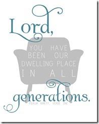 Psalm 90-1