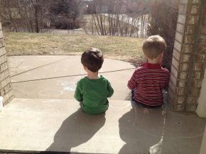 On Raising Three White Boys AfterFerguson