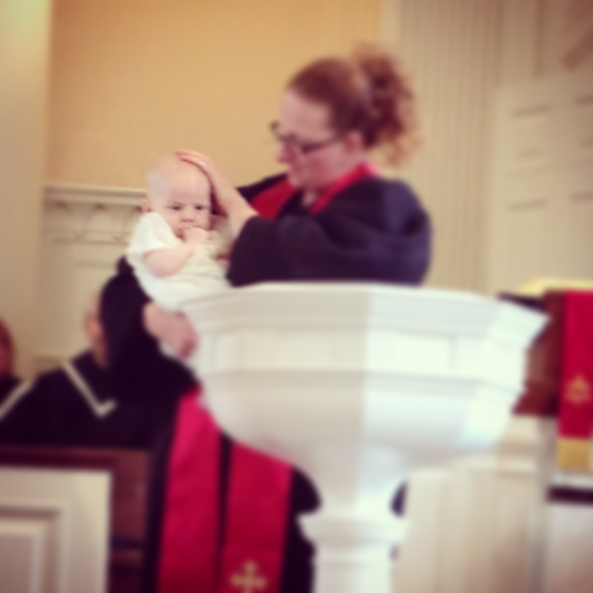 Do children baptize in the post 95