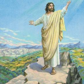 Luke 4: Jesus Tempted in theWilderness