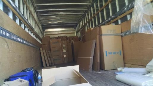 jmk inside truck